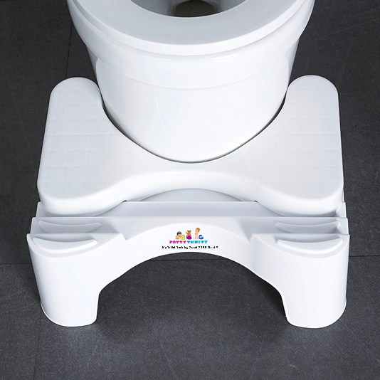Our Toilet Training Squat STEP Stool™